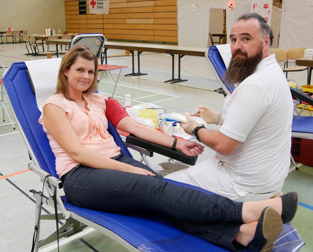 DRK Remscheid - Blutspendemarathon 2019